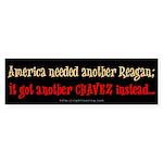 America Needed a Reagan Bumper Sticker (50 pk)