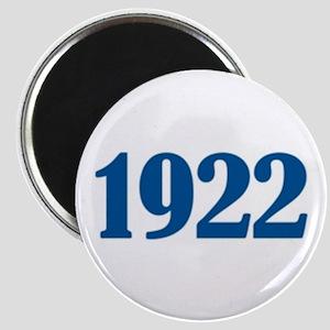 1922 Magnet