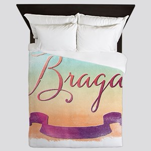 Braga Queen Duvet