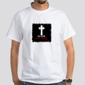 Amor White T-Shirt