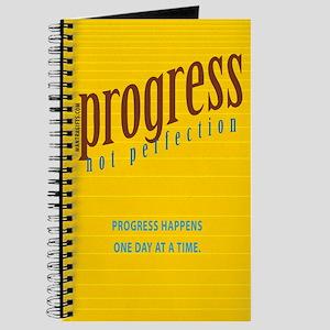 Progress, not perfection Journal