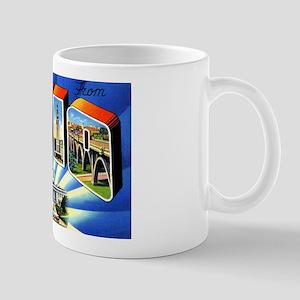 Ohio Greetings Mug