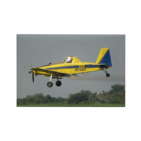 Ag Aviation Rectangle Magnet (10 pack)