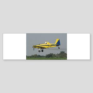 Ag Aviation Bumper Sticker