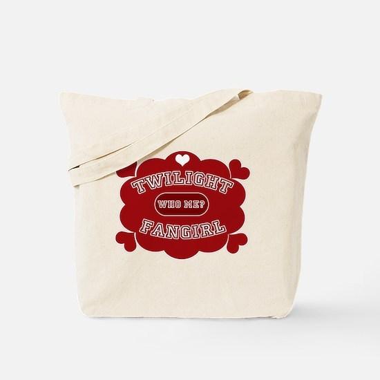 Twilight Fangirl Tote Bag