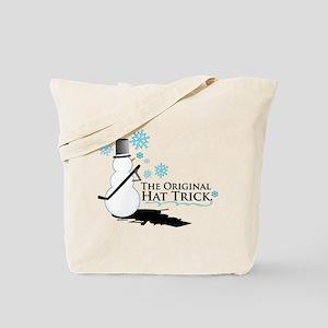 original hat trick Tote Bag