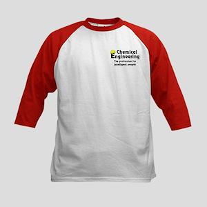 Smart Chemical Engineer Kids Baseball Jersey