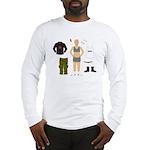 Dress-Up Dyke Long Sleeve T-Shirt