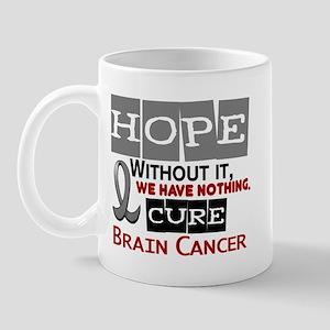 HOPE Brain Cancer 2 Mug