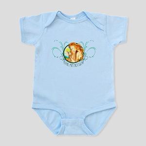 Make Art Not War Infant Bodysuit