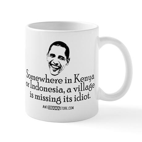 Village Idiot Mug