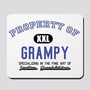 Property of Grampy Mousepad