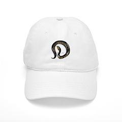 Cottonmouth Snake Baseball Cap