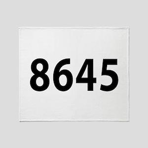8645 Throw Blanket