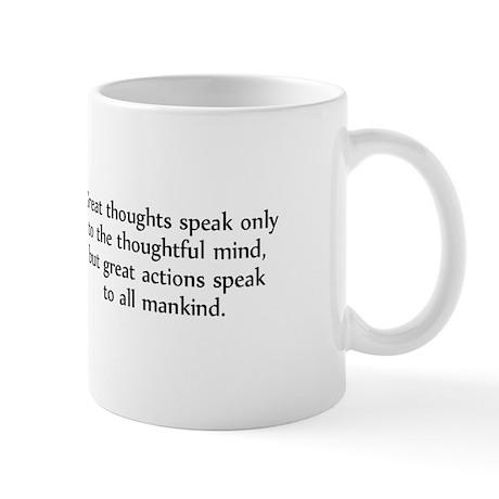 Teddy Roosevelt Inspiration Mug