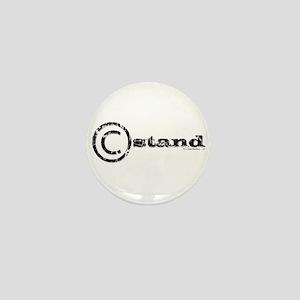 C-Stand Film Crew Mini Button
