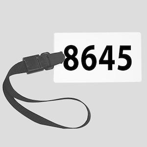 8645 Luggage Tag