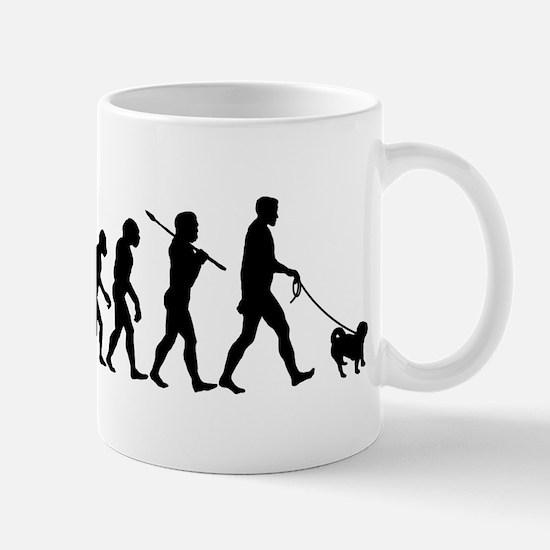 American Lo-Sze Pugg Mug
