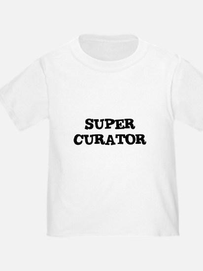 SUPER CURATOR  T