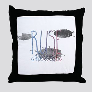 Ruse Throw Pillow