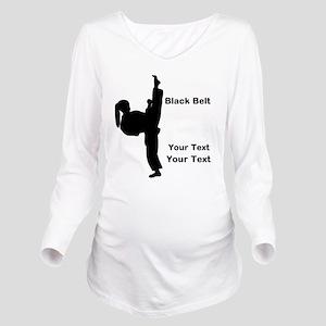 Black Belt Kick T-Shirt