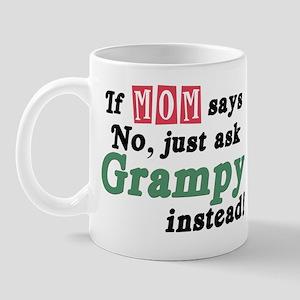 Just Ask Grampy Mug