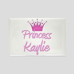 Princess Kaylie Rectangle Magnet