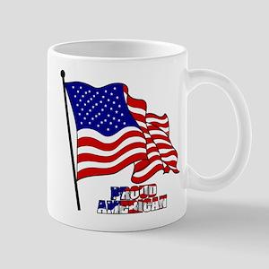 Proud American! Mug