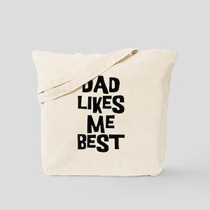 Dad Likes Tote Bag