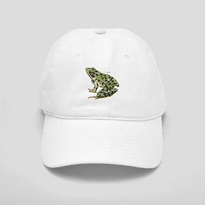 Leopard Frog Cap