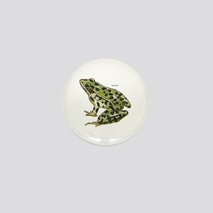 Leopard Frog Mini Button