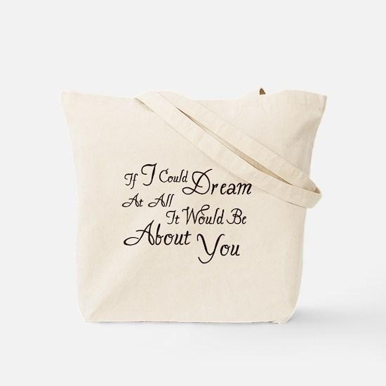 Twilight Dream Edward Tote Bag