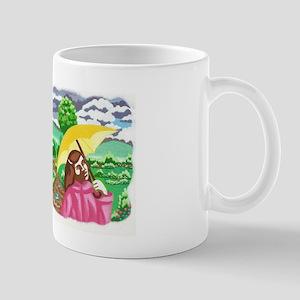 April Birthday Mug