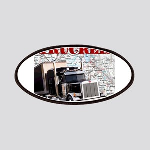 American Trucker Patch