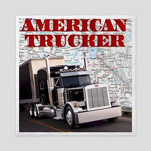 American Trucker Queen Duvet