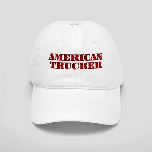 American Trucker Baseball Cap