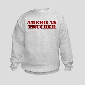 American Trucker Sweatshirt