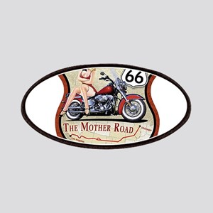 Route 66 The Mother Road Patch