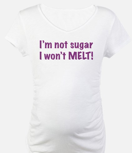 I'm Not Sugar Pink Shirt