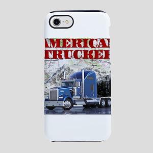 American Trucker iPhone 8/7 Tough Case