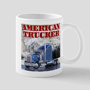 American Trucker Mugs