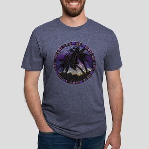 Purple Palms T-Shirt