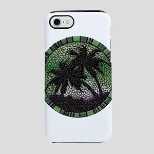 Green Palms iPhone 8/7 Tough Case