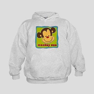 Monkey See Kids Hoodie