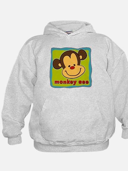 Monkey See Hoodie