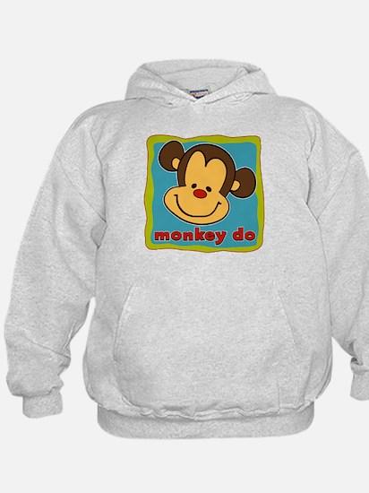 Monkey Do Hoodie