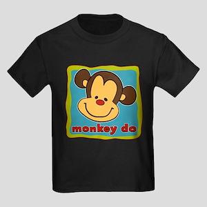 Monkey Do Kids Dark T-Shirt