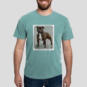 Staffordshire Bull Terrier 9F23-12 T-Shirt