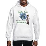 Snake Eyes Hooded Sweatshirt