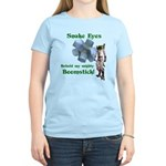 Snake Eyes Women's Light T-Shirt